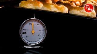 Биметаллический термометр для духовки (50 – 280°C)   Обзор и сравнение   Посылка из Китая