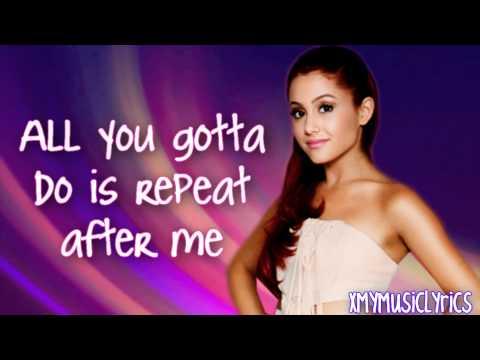 Ariana Grande-ABC (Lyrics HD)