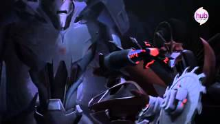 "Transformers Prime Beast Hunters ""Thirst"" (Promo) - Hub Network"
