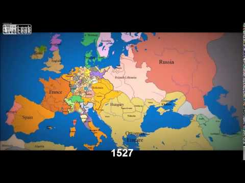 Europa, scurta istorie