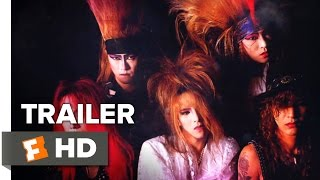 Starring: Yoshiki, Toshi, Pata We Are X Official Trailer 1 (2016) -...