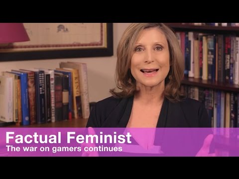 The war on gamers continues | FACTUAL FEMINIST