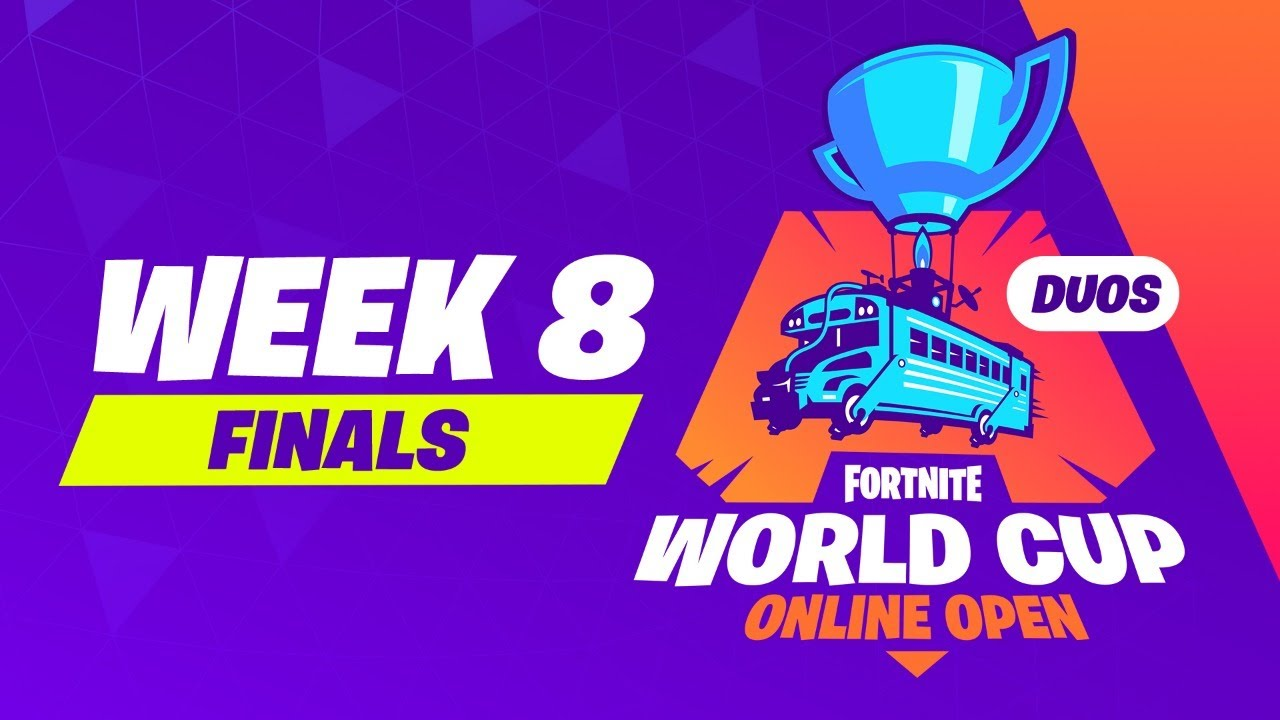 Fortnite World Cup - Week 8 Finals thumbnail
