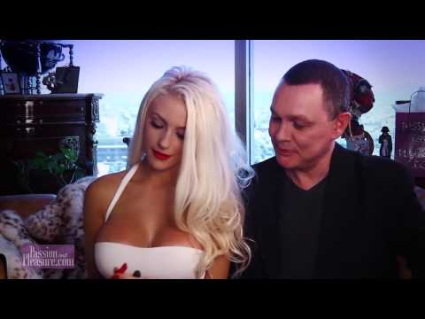 Courtney Stodden and Doug Hutchison on Passion and Pleasure with Dr. Ava Cadell - Video Part 1