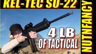 "Kel-Tec SU-22: ""4 Pounds of Tactical"" by Nutnfancy"
