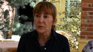 LugojOnline   Monica Macovei la Lugoj Ne am saturat de partide si de politicieni care fac promisiuni