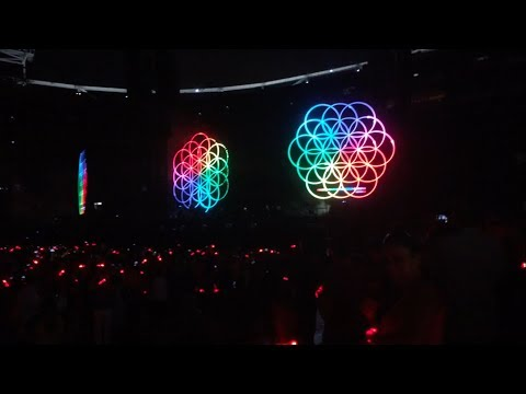 Coldplay A Head Full Of Dreams Tour (DC Date)