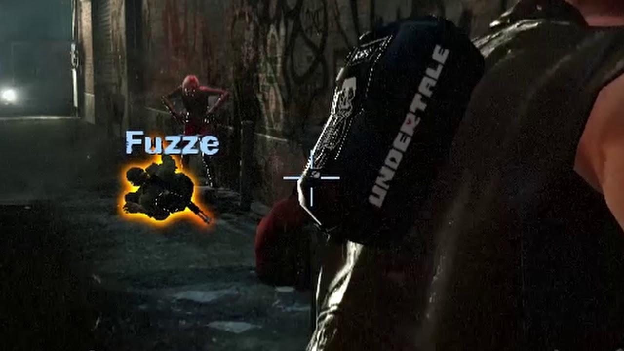 Battle-scarred Nude Witch - ZOZO.GG   ZOMBIE ZONE