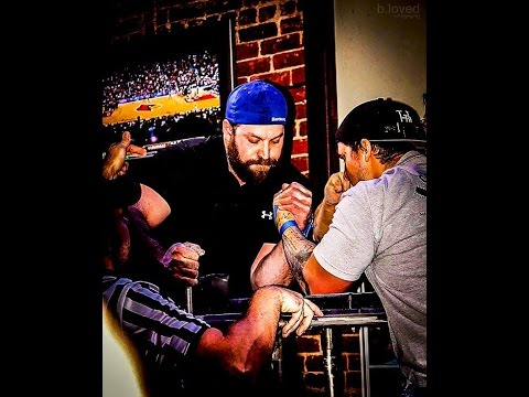 Minnesota Armwrestling 2015: Puller Spotlight-Up and comer John Ciseski