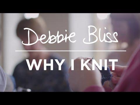 Why I Knit   Debbie Bliss   LoveKnitting