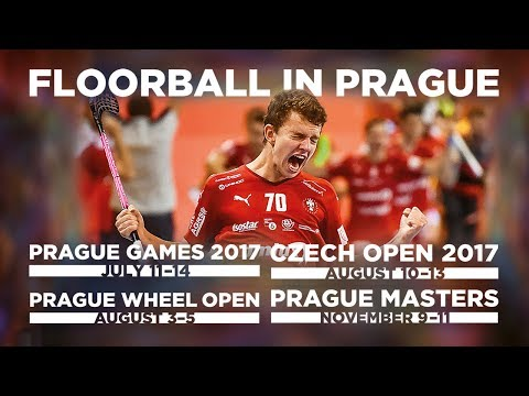 PSKC Okříšky vs. Unihockey Basel Regio - PRAGUE GAMES 2017