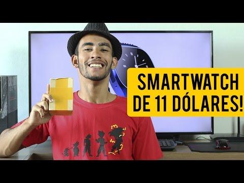 Comprei um SMARTWATCH DE 11 DÓLARES! Smartwatch M26 - Primeiras Impressões