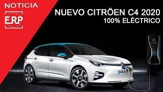 Nuevo Citroen C4 y 2CV 2020. Eléctricos 100% PSA. Noticias / Review /Análisis