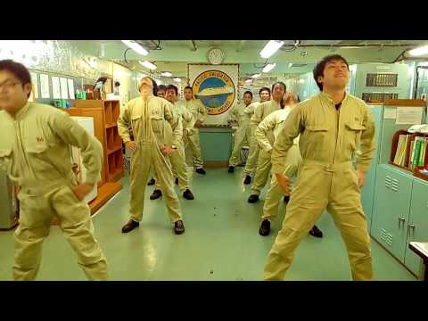 Japanese style Radio exercise