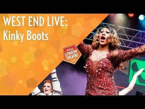 West End Live 2016 Kinky Boots