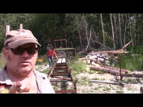Homemade Bandsaw Mill// Grinding//Welding// Mechanical// Post Hole Auger Repair Mp3