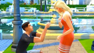 Preston & Brianna Love Story Birth to Death Sims 4 Story
