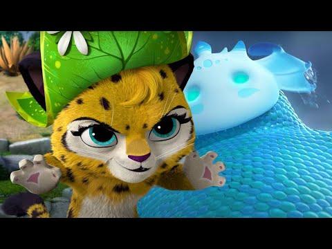 Лео и тиг мультсериал смотреть все серии