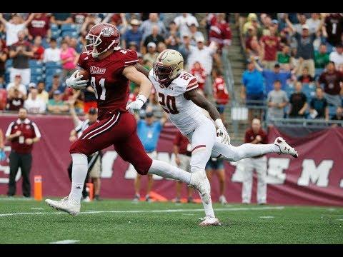 |Adam Breneman| All-American Tight End | U-Mass Official Highlights ᴴᴰ