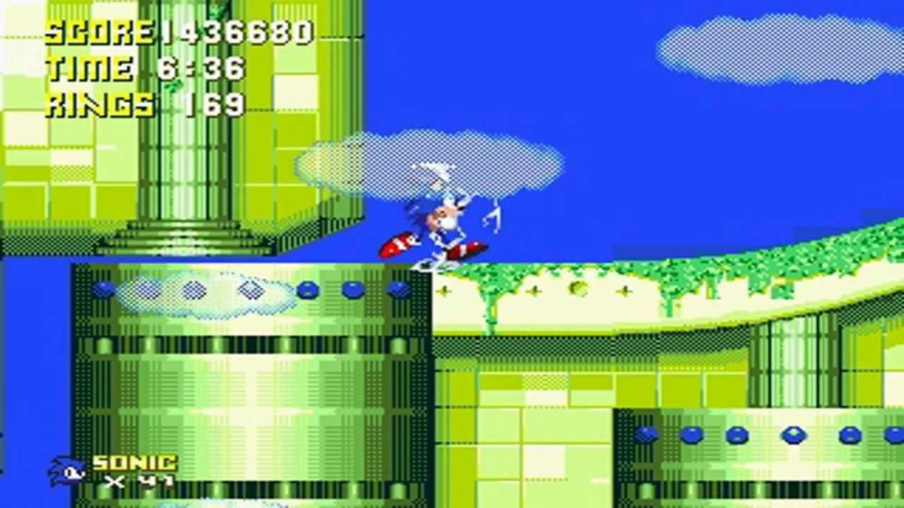 Roblox Sonic 3d Colas Nudillos Las Esmeraldas Del Caos De Sonic 3 Master Edition Sonic Retro
