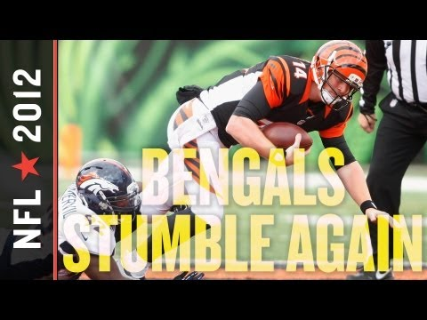 Bengals vs Broncos 2012: Peyton Manning Hands Cincinnati Fourth Straight Loss