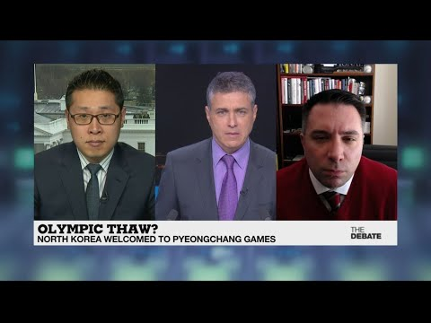 Olympic Thaw: North Korea Welcomed to Pyeongchang Games