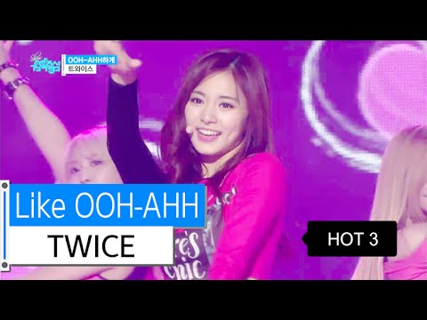 [HOT] TWICE - Like OOH-AHH, 트와이스 - OOH-AHH하게, Show Music Core 20160109