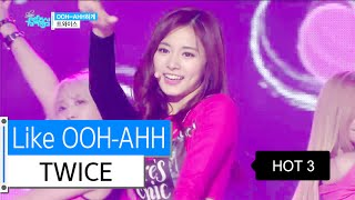 Gambar cover [HOT] TWICE - Like OOH-AHH, 트와이스 - OOH-AHH하게, Show Music core 20160109
