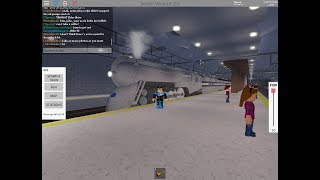 Roblox: Rare Moment on Terminal Railways