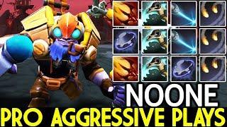 NOONE [Tinker] Super Fast Hand Aggressive Plays Epic Game 7.22 Dota 2