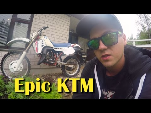SFT Garage - (Warning!! NO RIDING) Heavy raining, EPIC KTM, Hiace service..