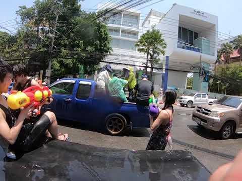 Songkran 2019 In Pattaya