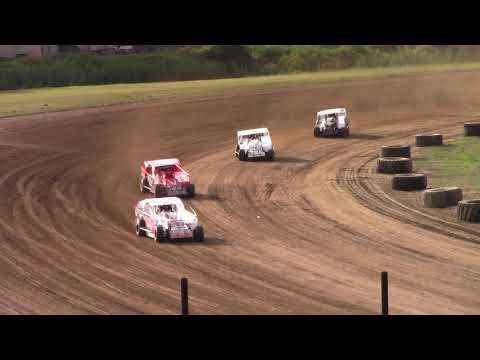 Expo Speedway RUSH Sportsman Modified Series Heat 3 7/11/19