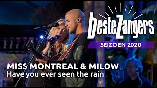 Miss Montreal & Milow - Have you ever seen the rain | Beste Zangers 2020