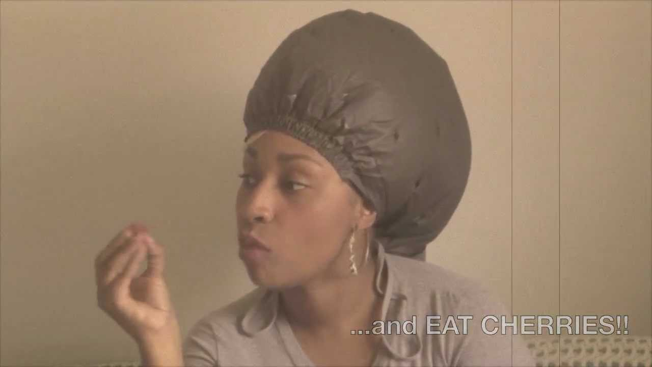 How To Steam Natural Hair