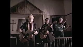 Willie Nelson - Down Home 1997 - I thought about you, Lord