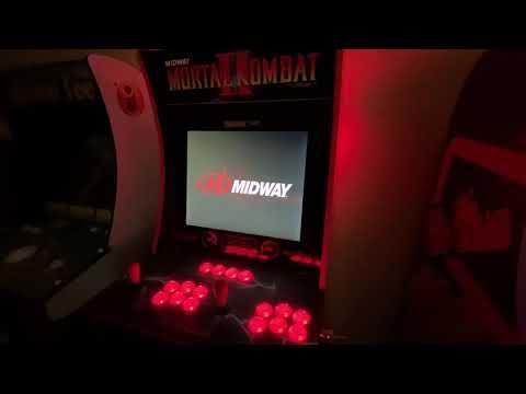 Mortal Kombat 4 (PlayStation) on Arcade1up from Kelsalls Arcade