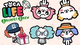 Toca life world  Crumpet Crew!? (New Series!)