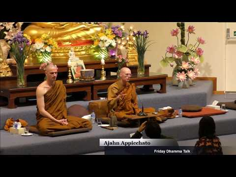 Buddhism And The Environment | Ajahn Appichato | 23 June 2017
