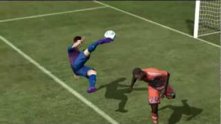 FIFA 12 - My Best Goals So Far - RossiHD (Xbox 360) (HD)