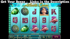 Atlantis Queen Slot Game Online - Play 2500+ Best Online Slots - Compatible with PC and Mac