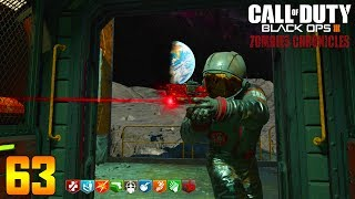MOON ROUND 100 EASTER EGG ATTEMPT!!! - BLACK OPS 3 ZOMBIE CHRONICLES DLC 5 GAMEPLAY!