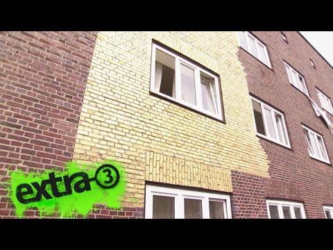 Realer Irrsinn: Das Goldhaus Auf Der Veddel   Extra 3   NDR