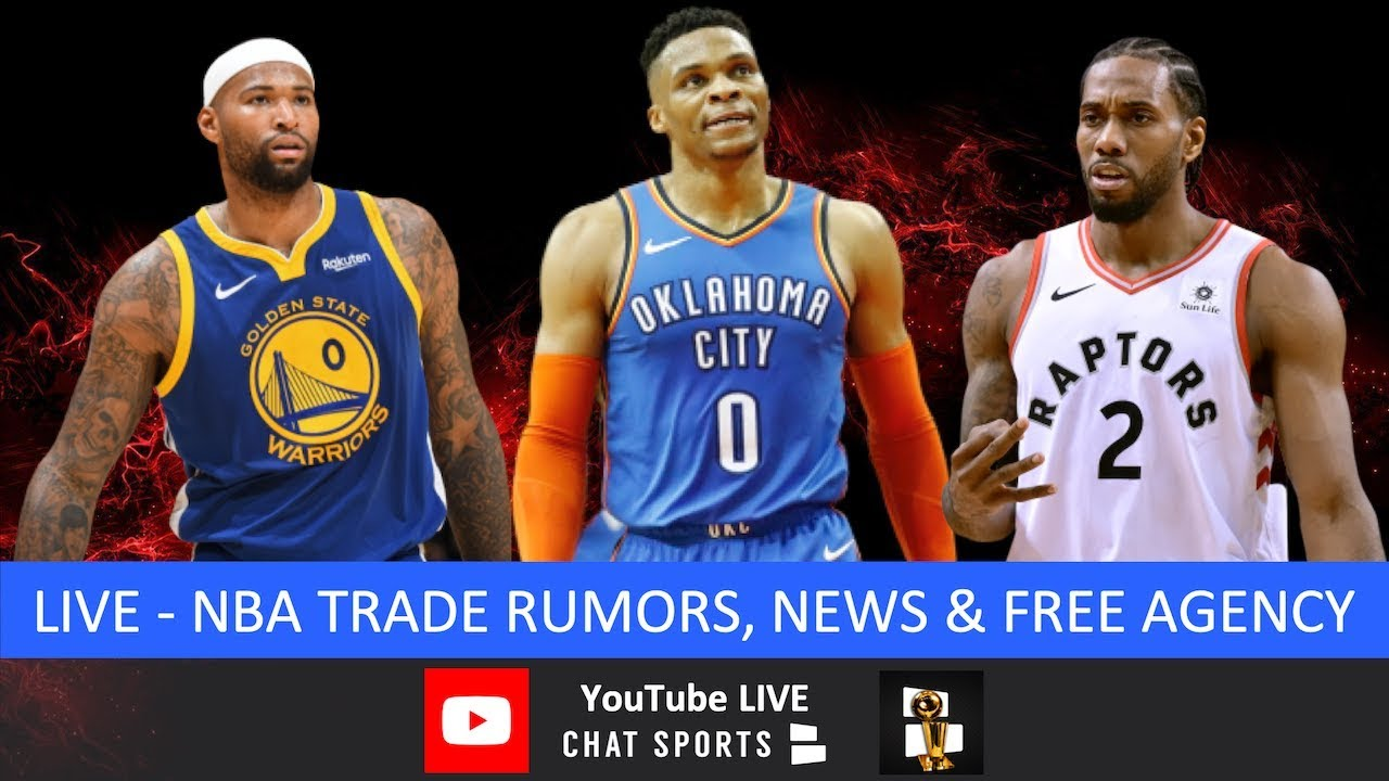NBA Now: Free Agency Latest (July 7th)