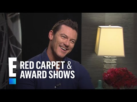 "Luke Evans Gushes Over Live-Action ""Beauty and the Beast"" 