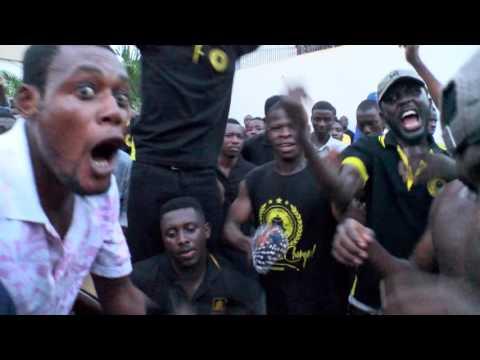Jama Session : Katanga Boys of KNUST supports Ghana blacks with massive Jama