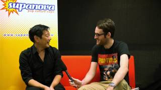 Supanova 2014 (Perth) - Grant Imahara Interview 6PR