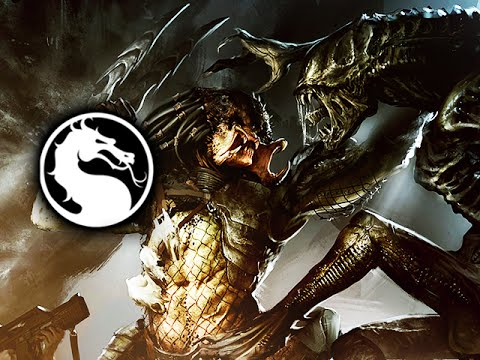 TO THE DEATH...Alien Vs. Predator - Mortal Kombat X Online Matches