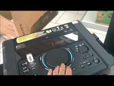 Sony - X3D (Teste)
