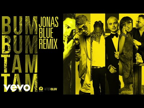 Mc Fioti, Future, J. Balvin, Stefflon Don - Bum Bum Tam Tam (Jonas Blue Remix)
